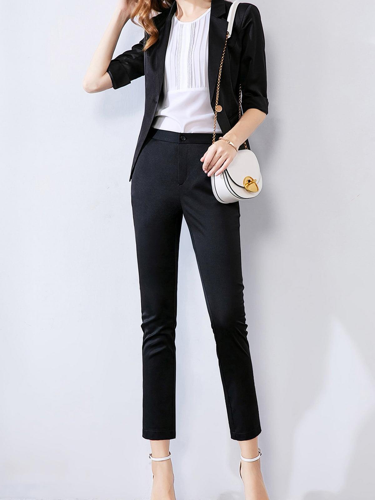 Комплект: жакет и брюки | 5268726