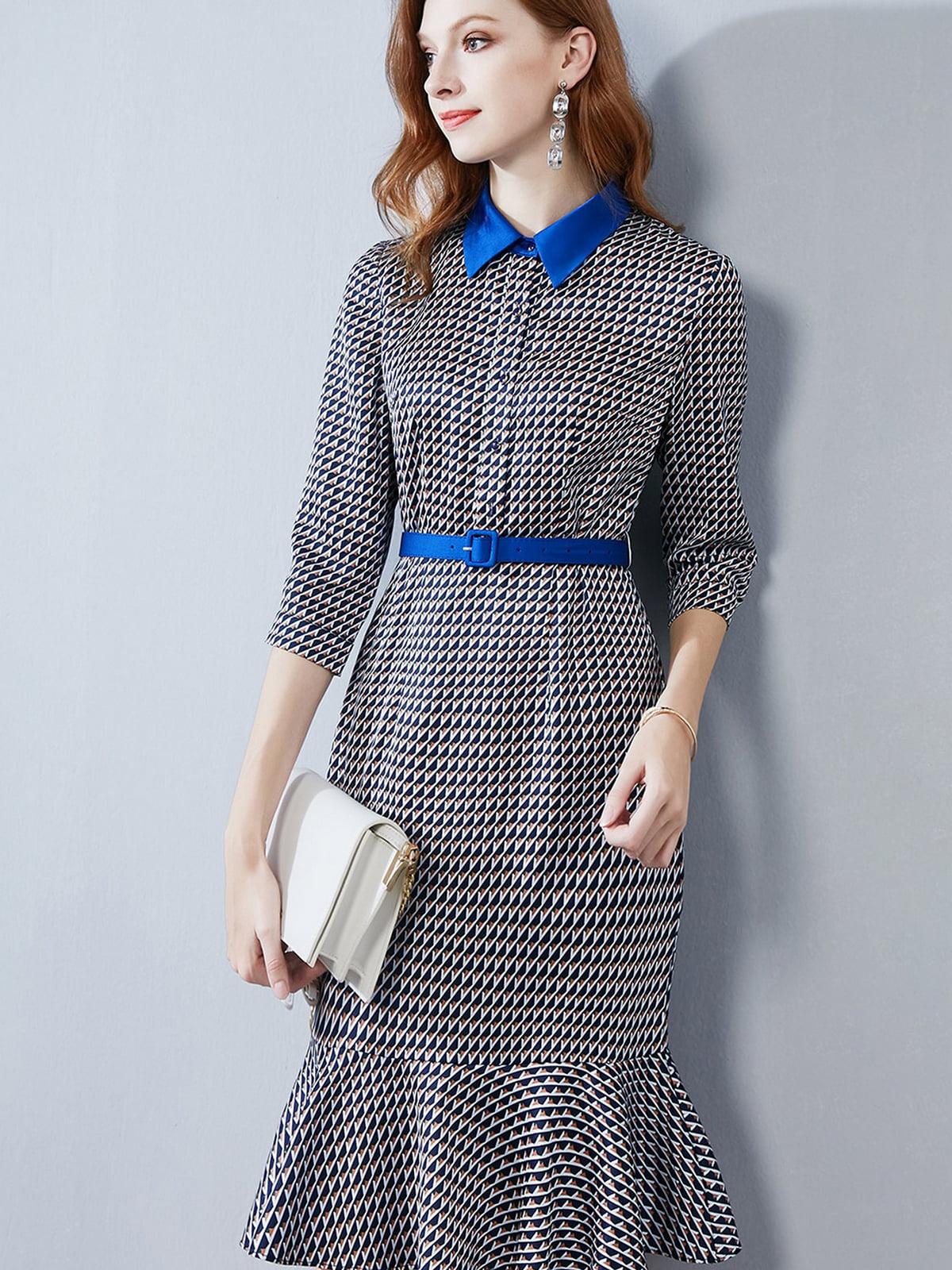 Платье коричневое | 5268745