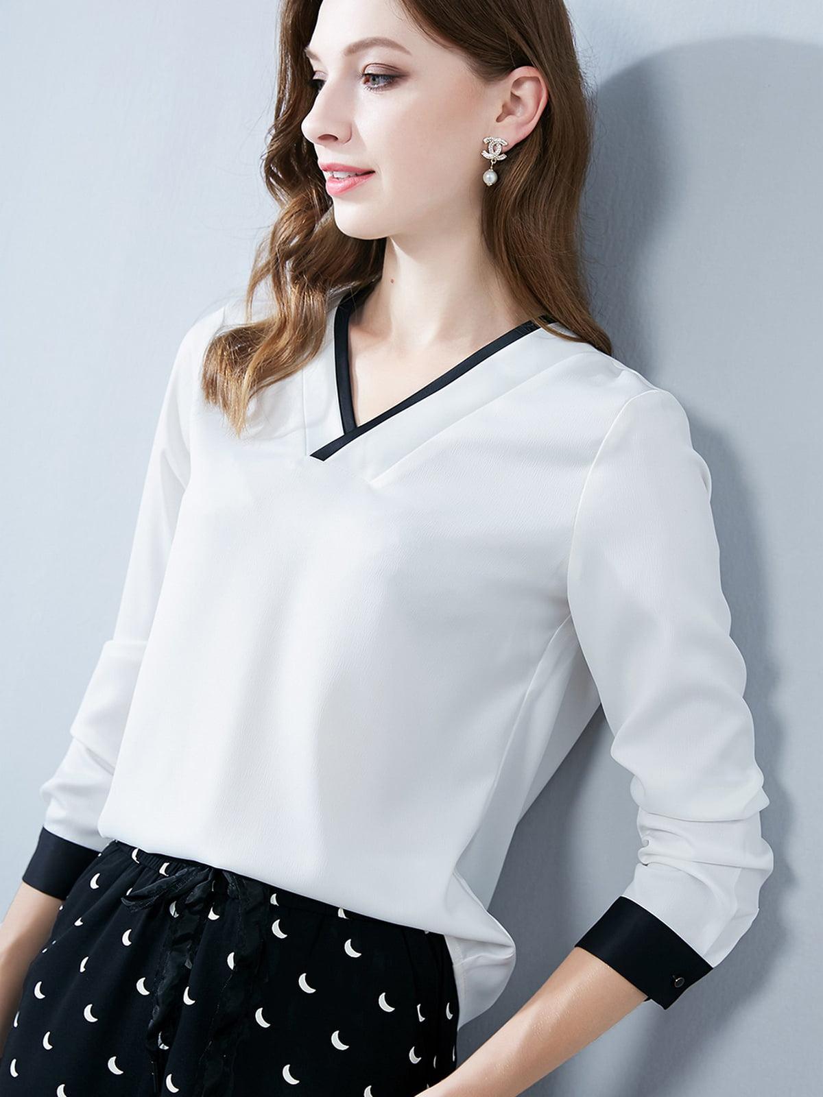 Рубашка белая | 5268753