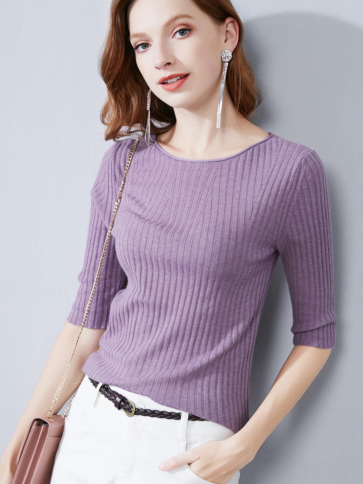 Блуза фиолетовая   5268787
