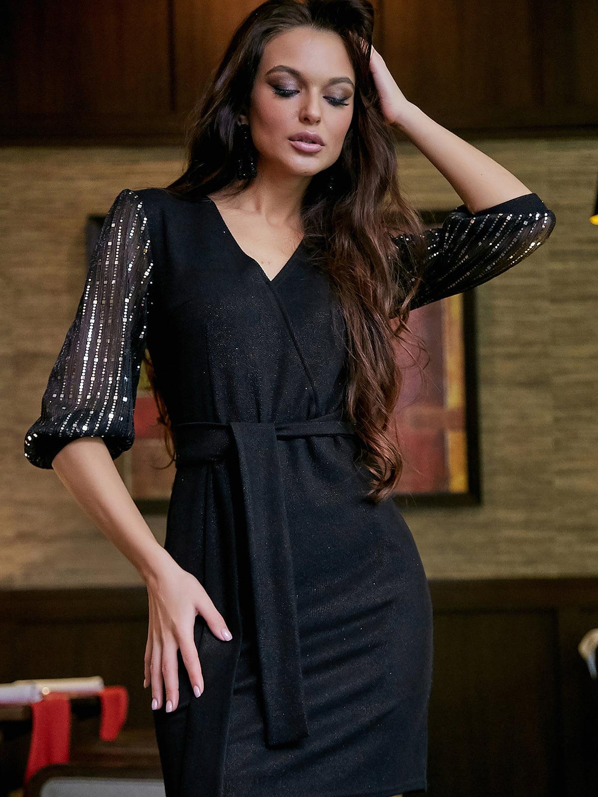 Платье черное | 5268817