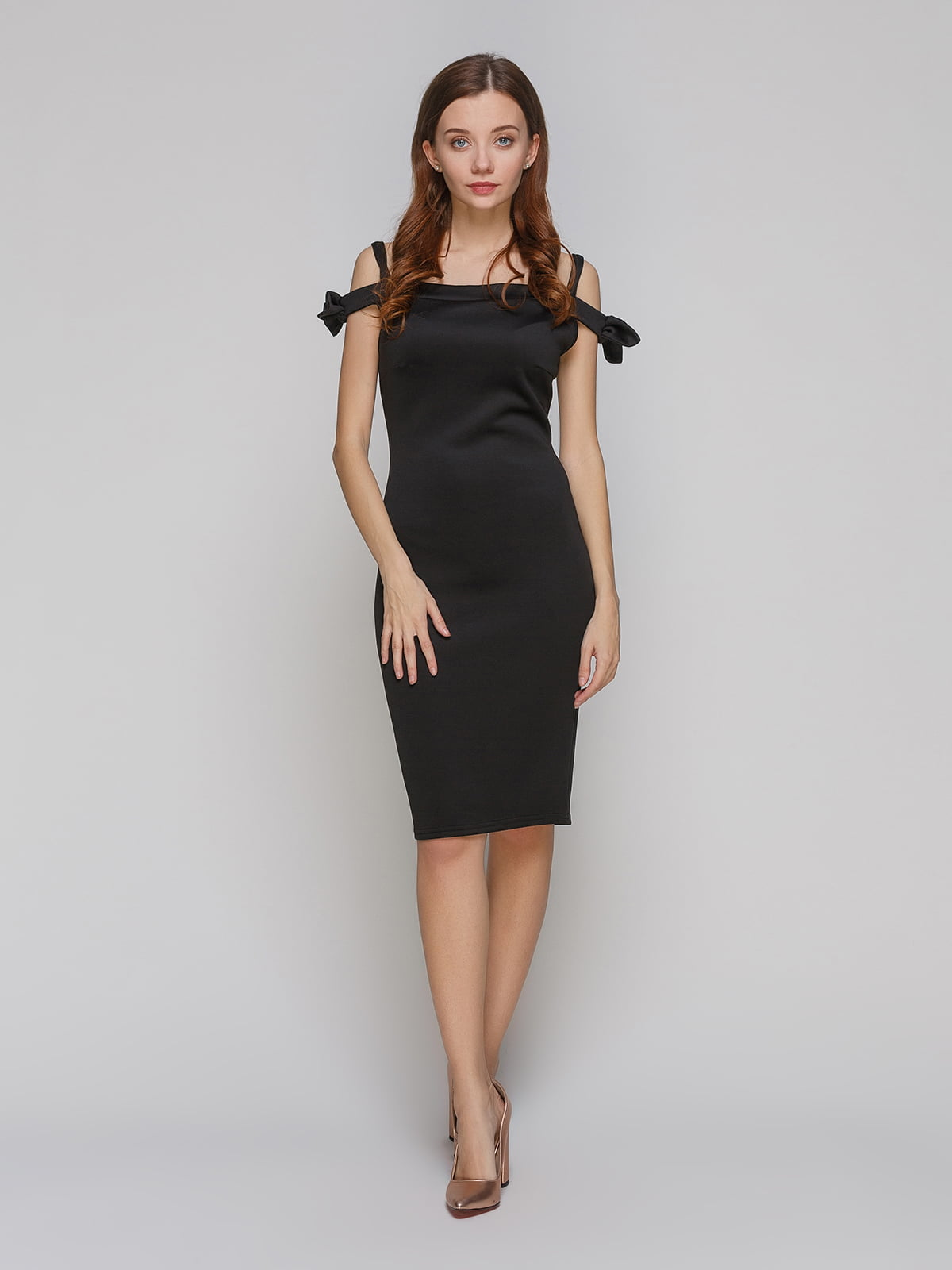 Платье черное | 5266141