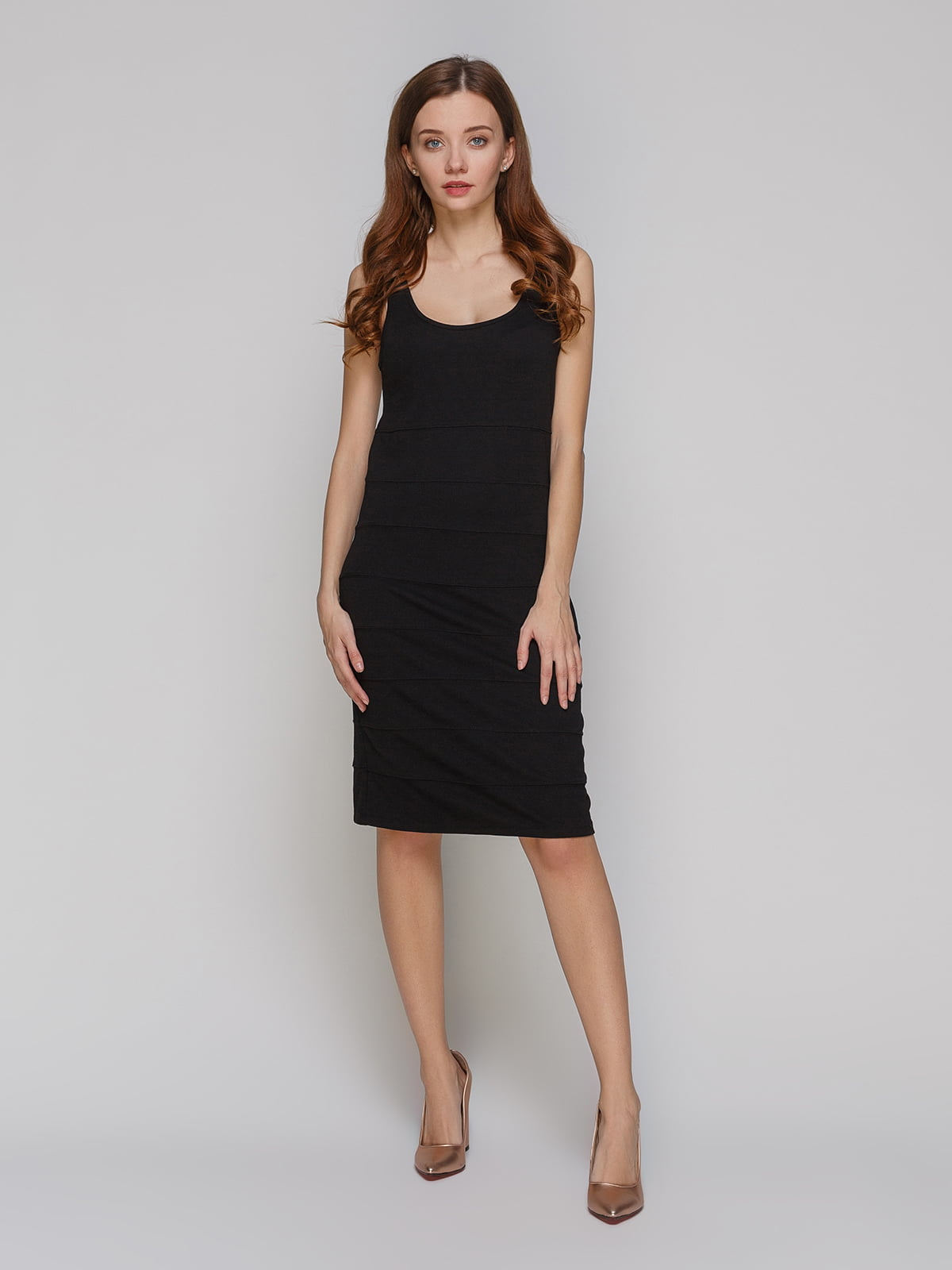 Платье черное | 5266149