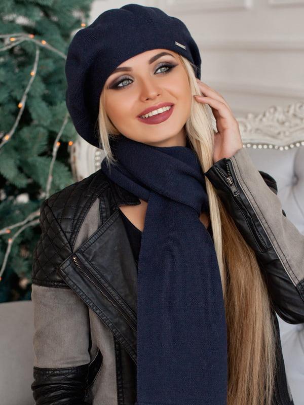 Комплект: берет и шарф | 5270762