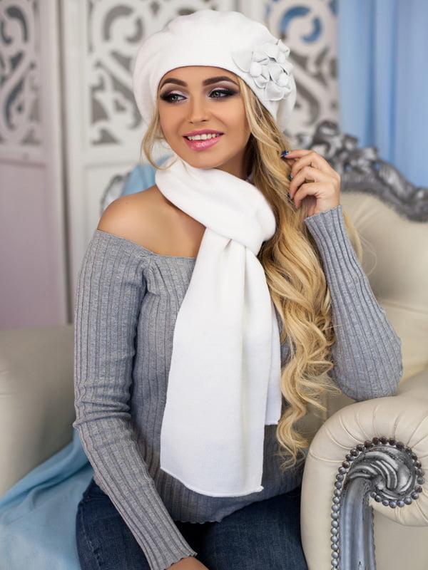 Комплект: берет и шарф | 5271069