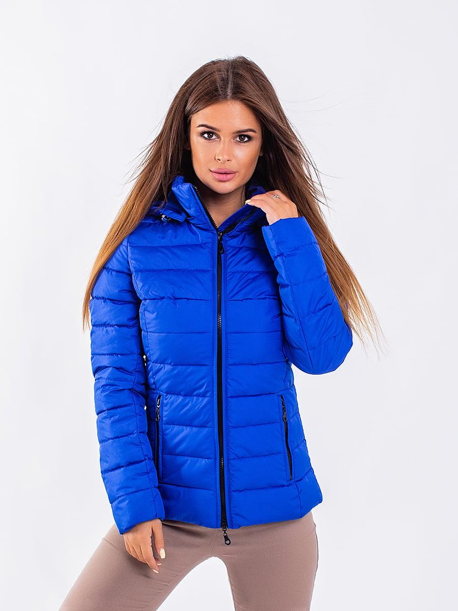 Куртка синя | 5271209
