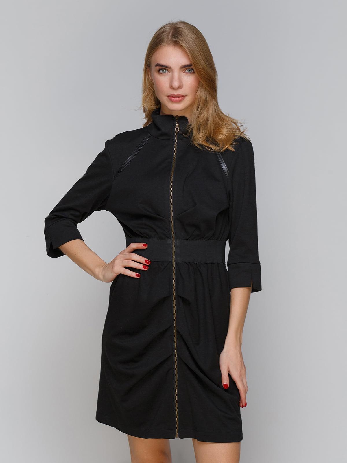 Платье черное | 5266123