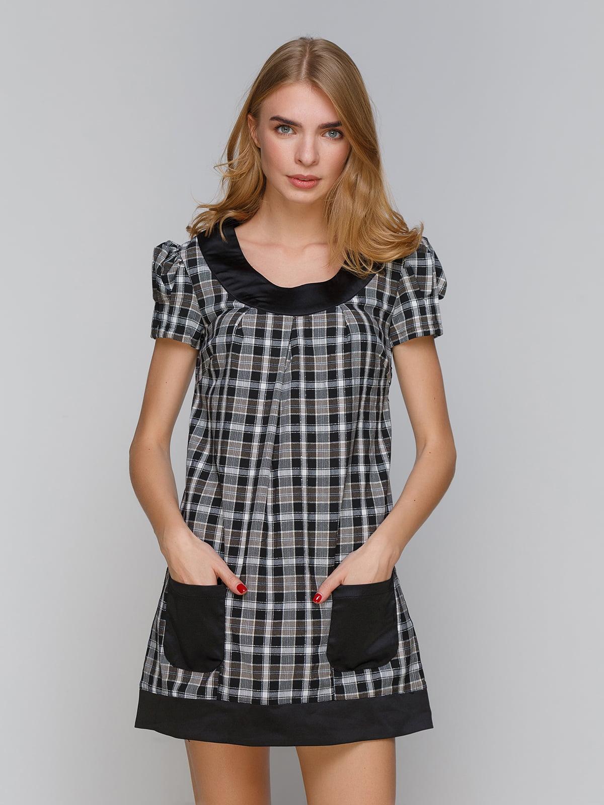 Платье черное | 5266126
