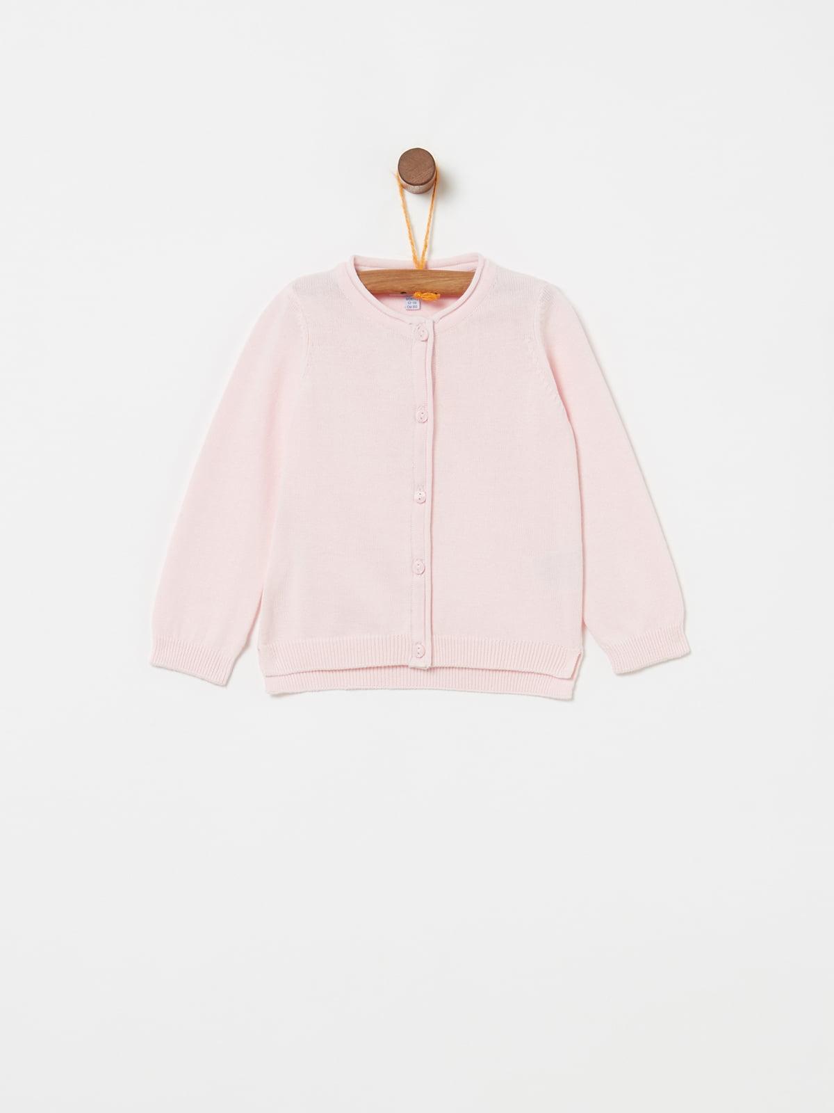 Кофта рожева | 5161695