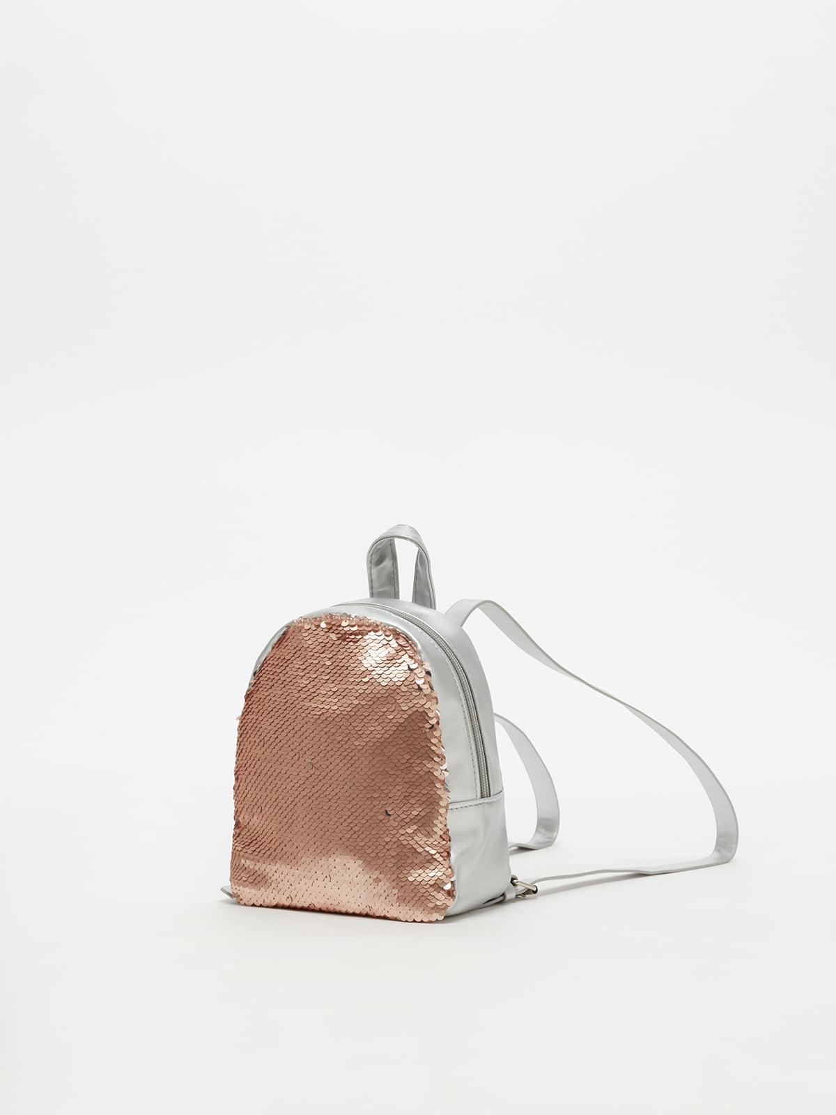 Рюкзак сірий | 5161817