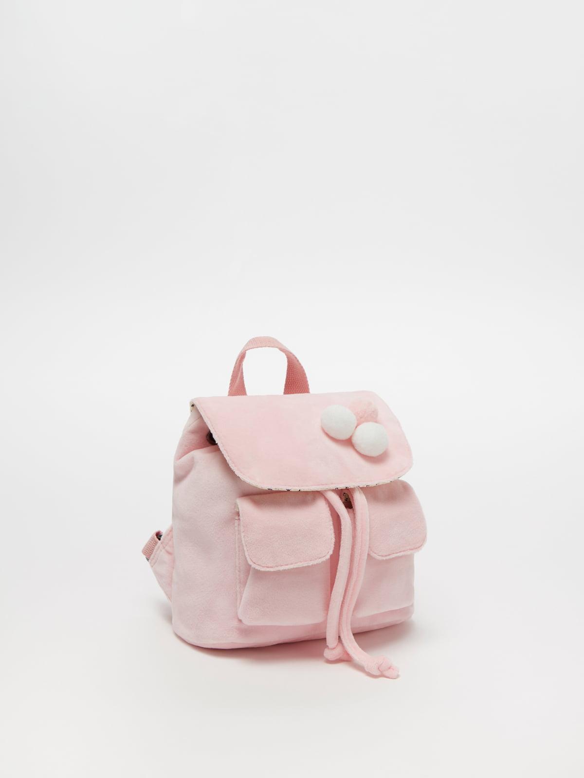 Рюкзак рожевий | 5183448