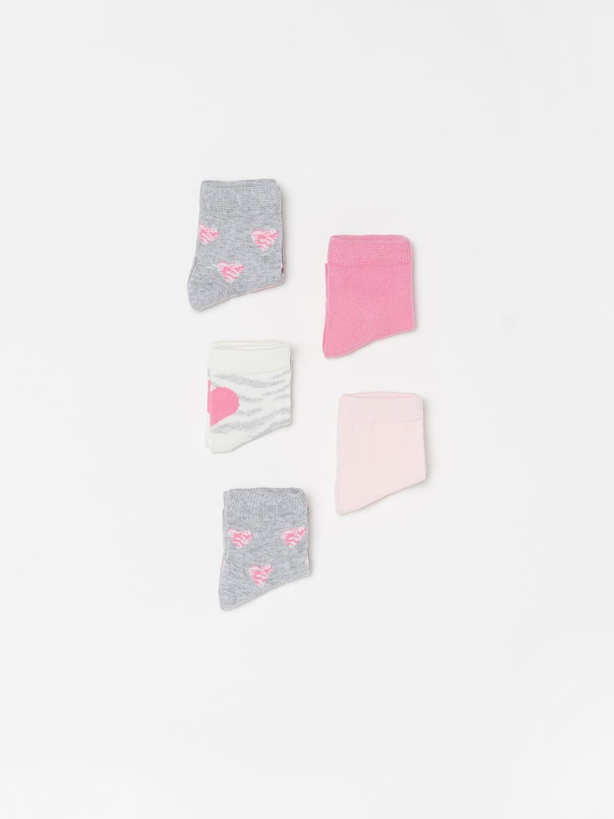 Набір шкарпеток (5 шт.) | 5183597