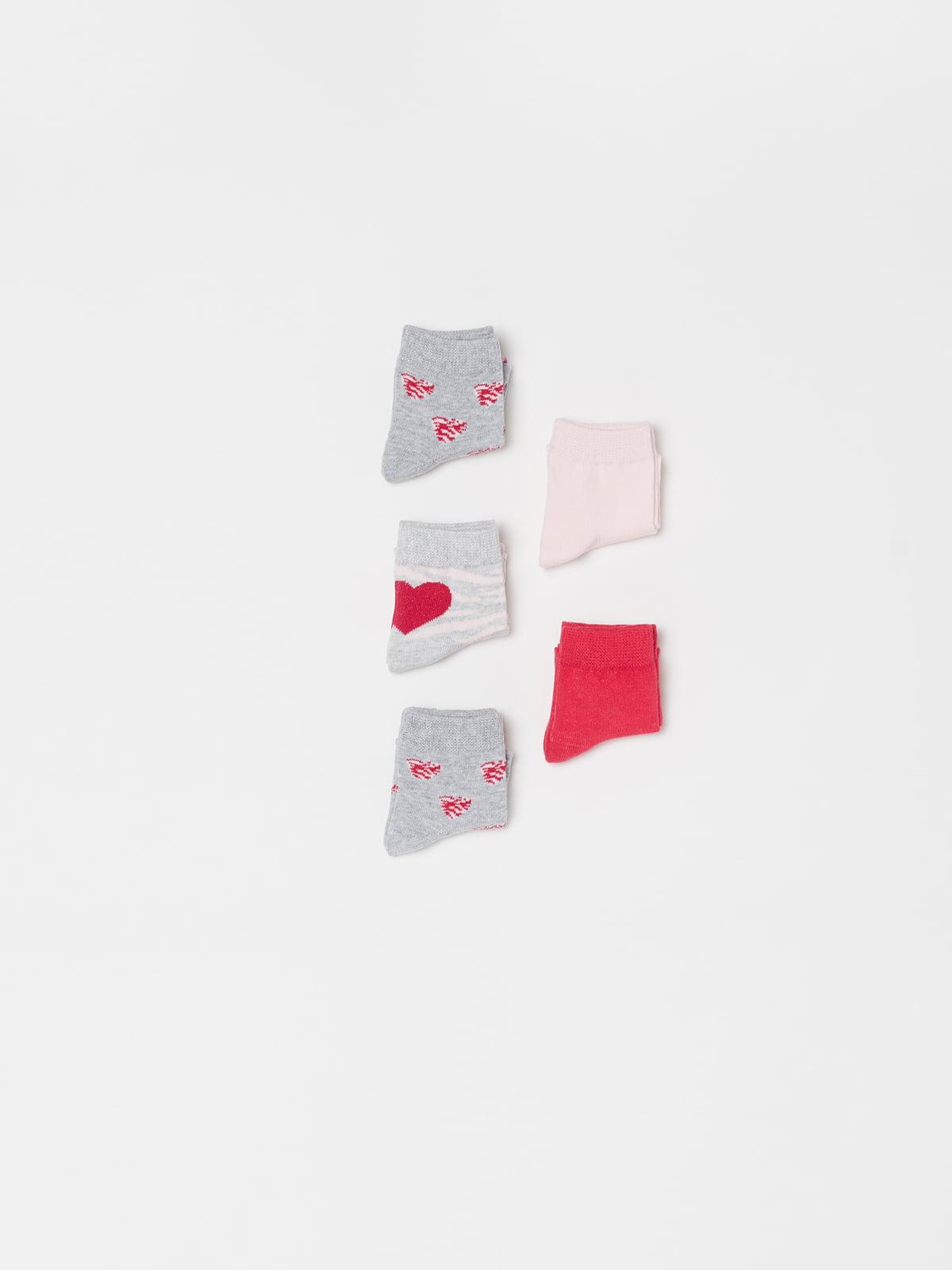 Набір шкарпеток (5 шт.) | 5183598