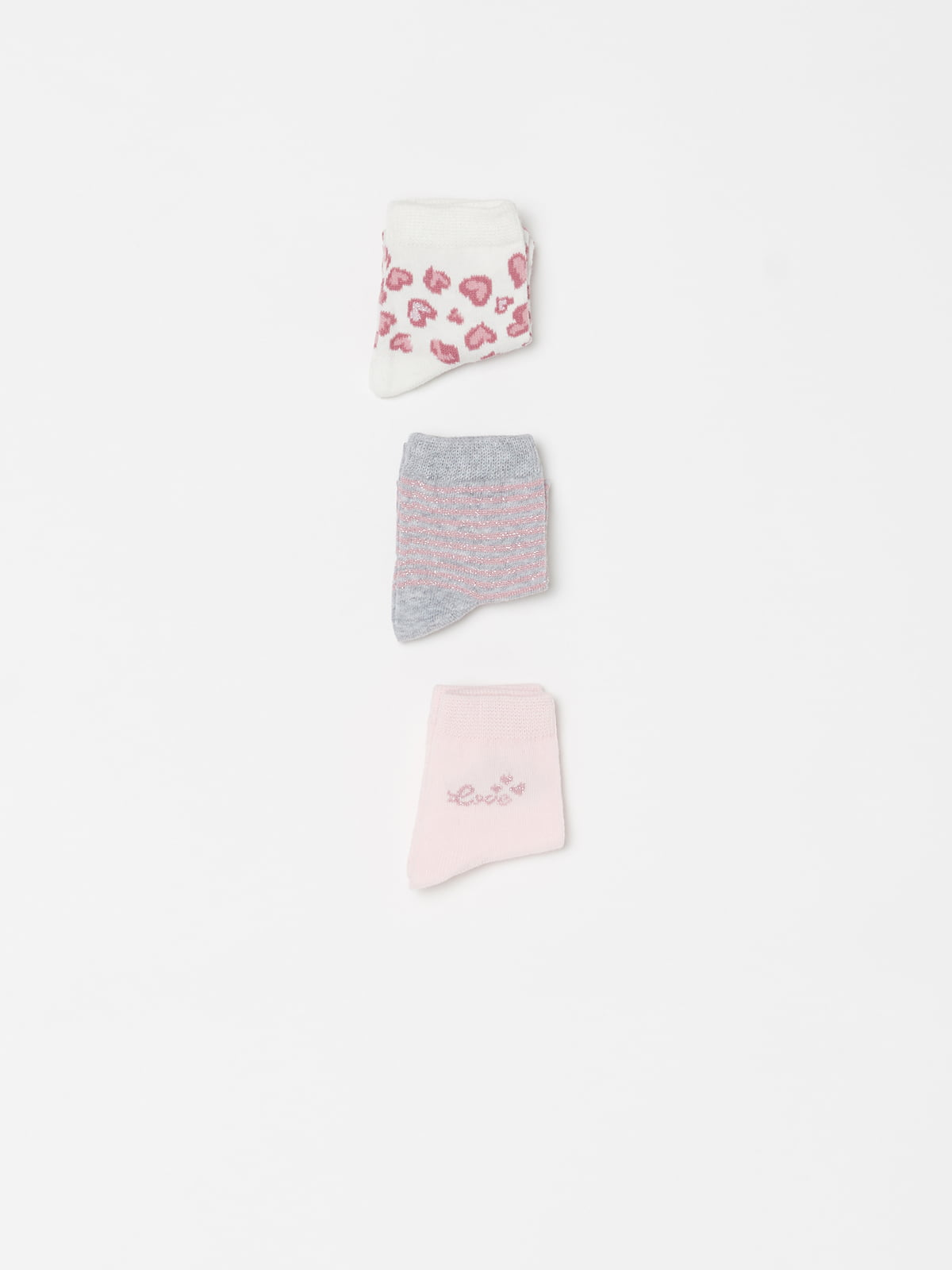 Набір шкарпеток (3 шт.) | 5183602