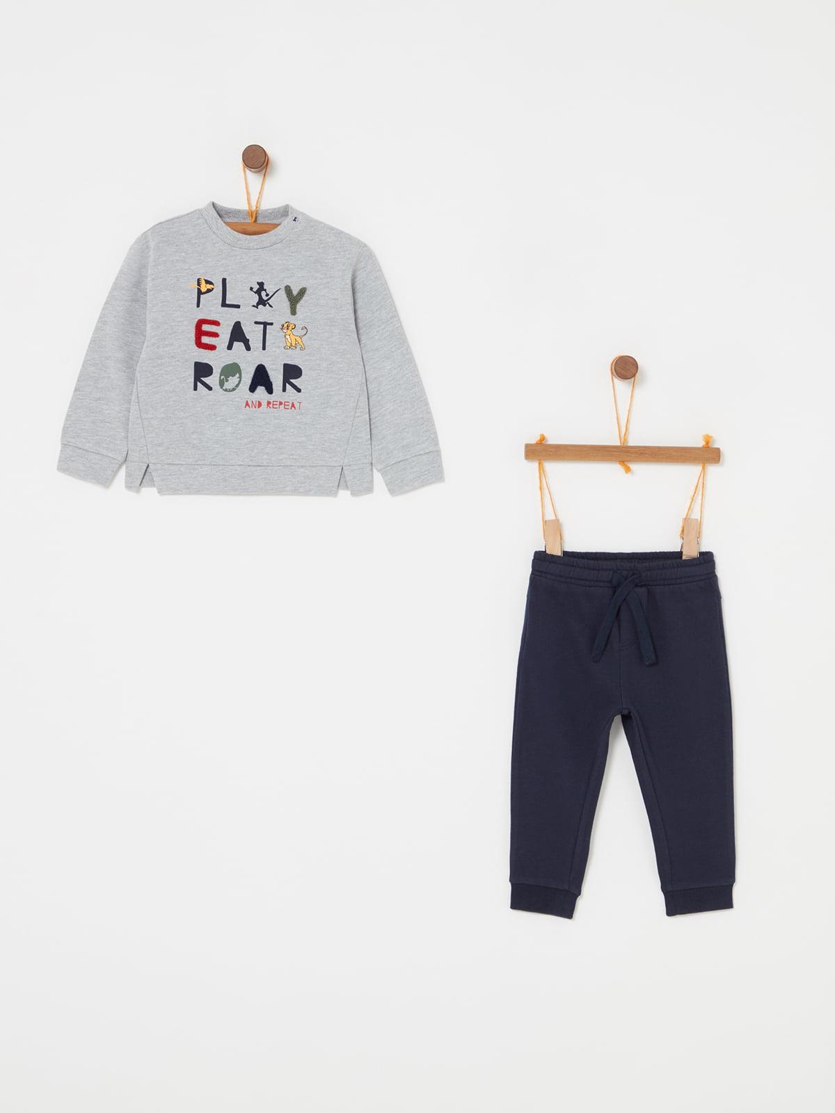 Комплект: джемпер і штани | 5183731