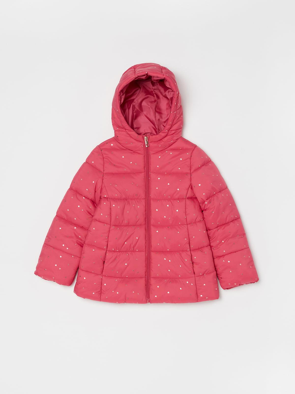 Куртка червона | 5201083