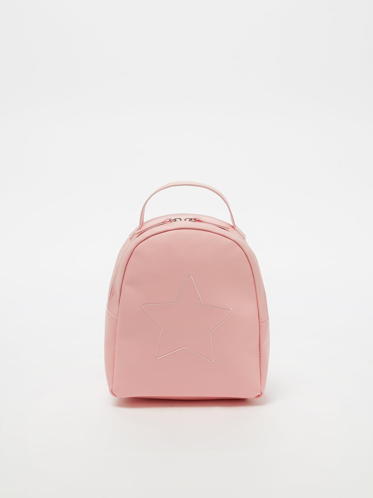 Рюкзак рожевий   5201279