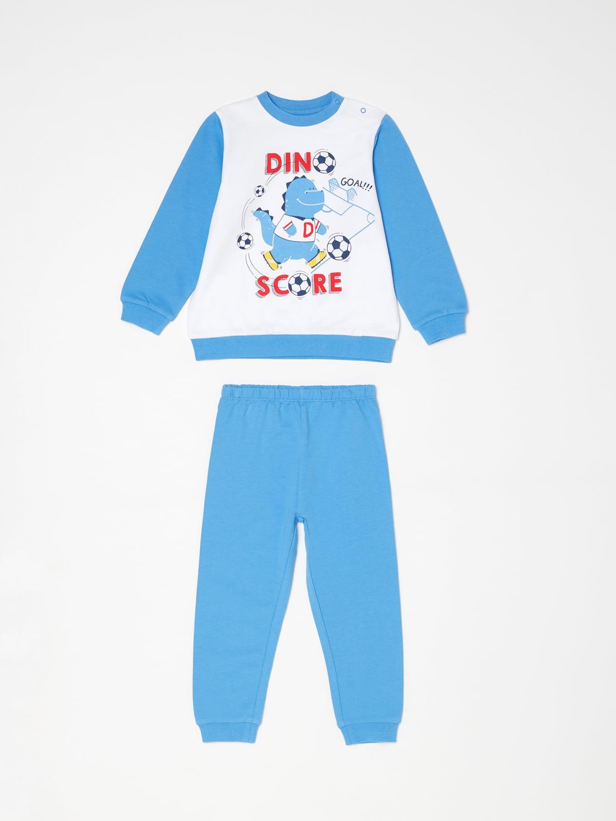 Піжама: лонгслів і штани | 5201282