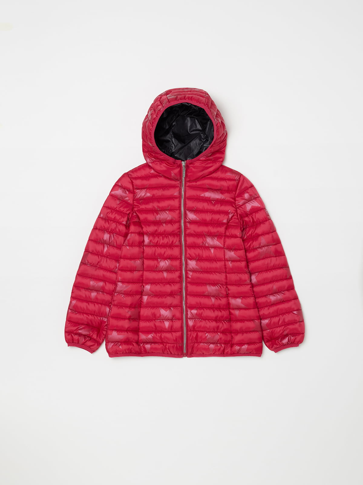 Куртка рожева | 5201316