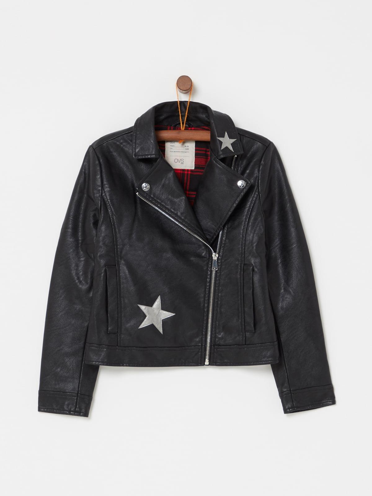 Куртка чорна | 5222172