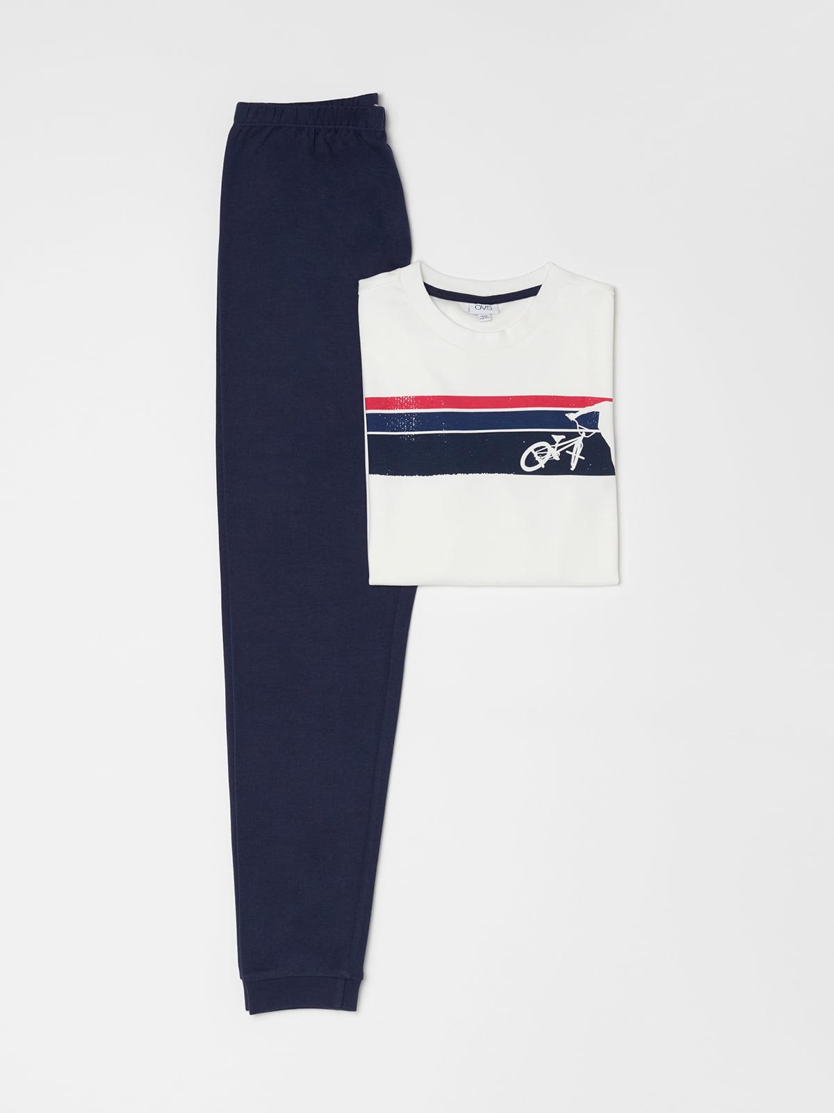 Піжама: лонгслів і штани | 5222230