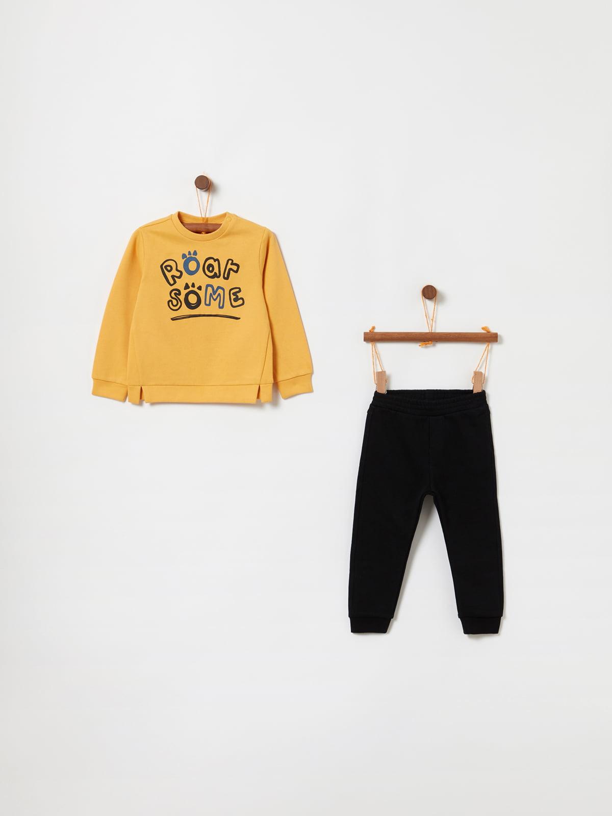 Комплект: джемпер и брюки | 5229780