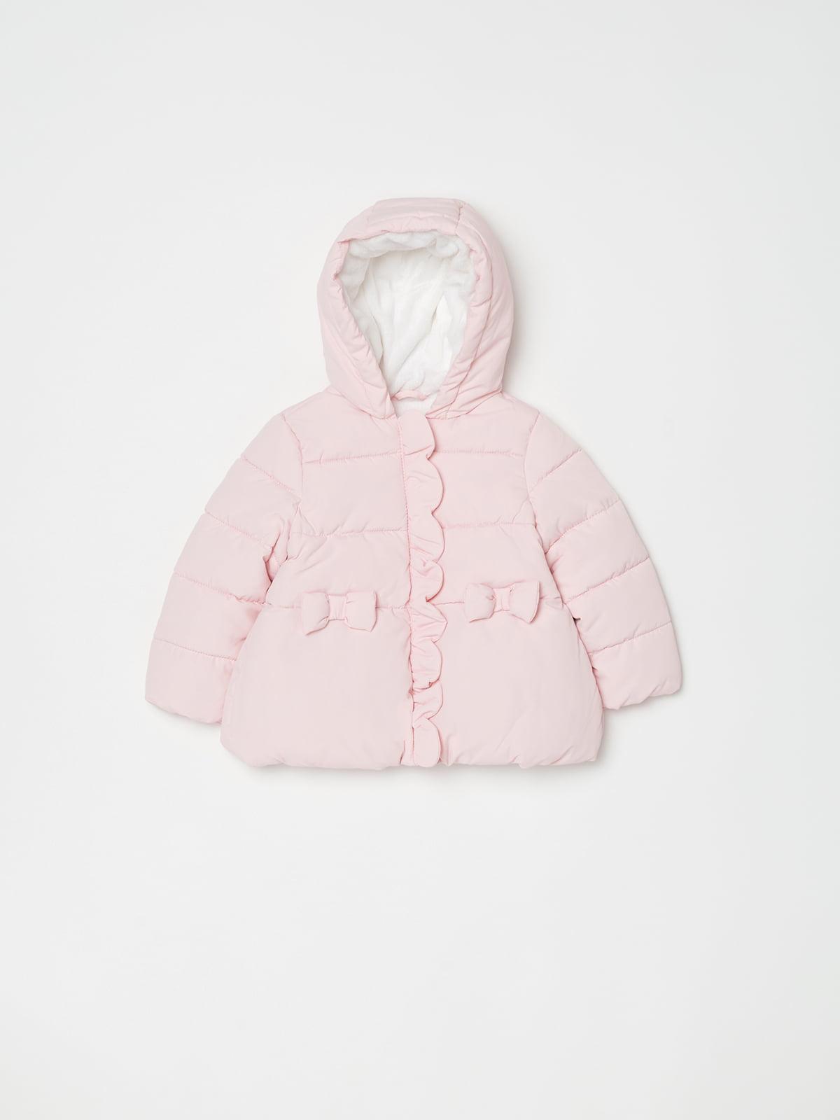 Куртка рожева   5229799