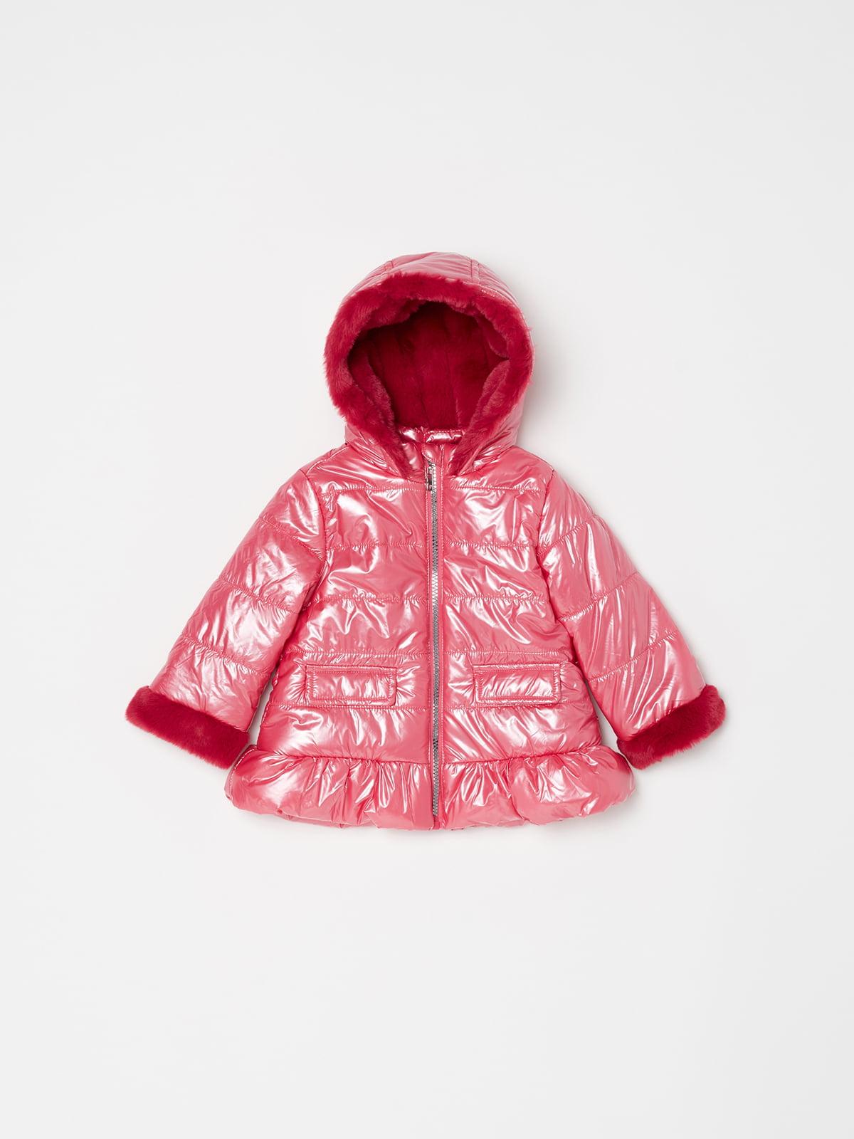 Куртка розовая   5229801