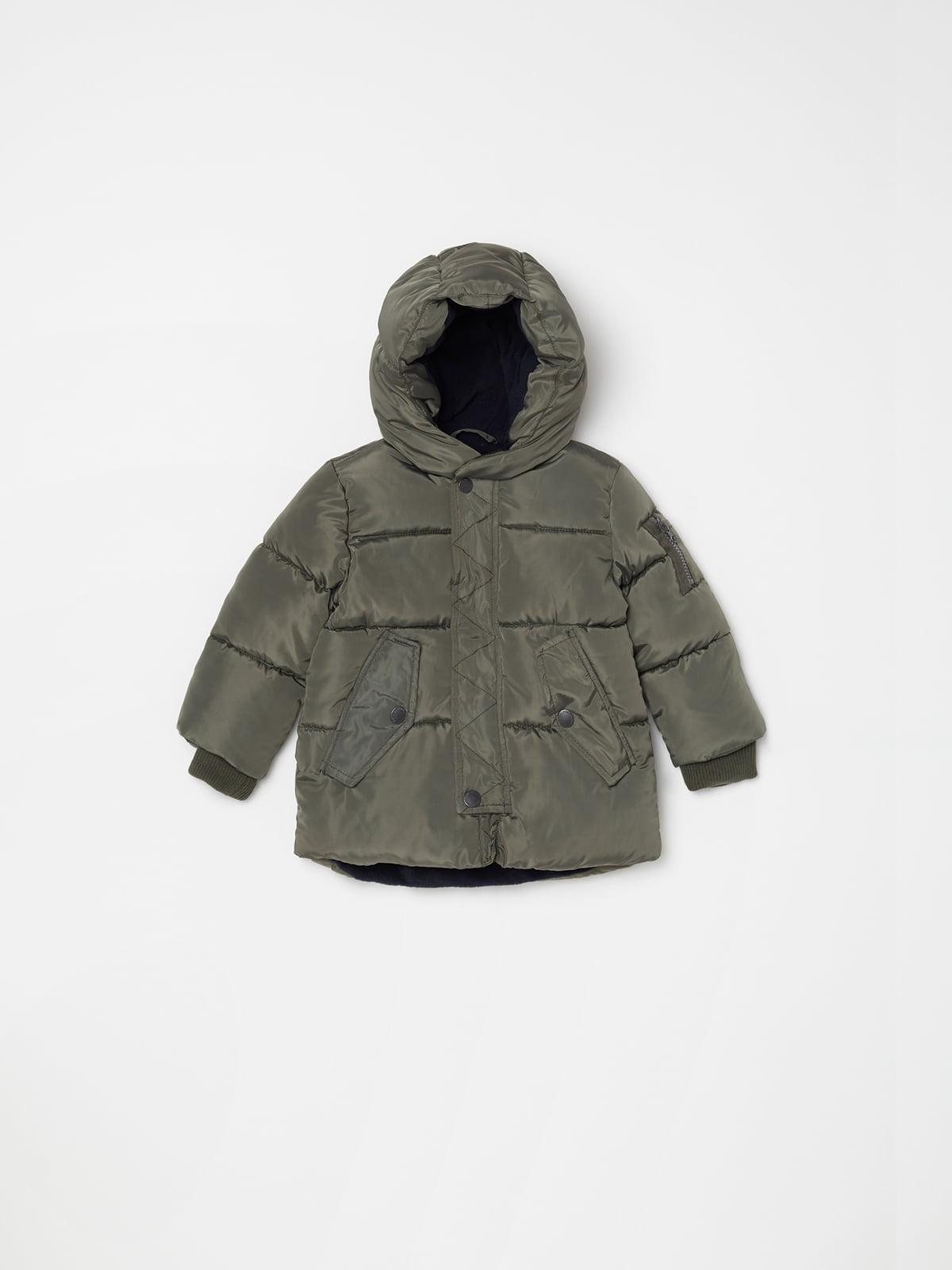 Куртка зелена   5229809