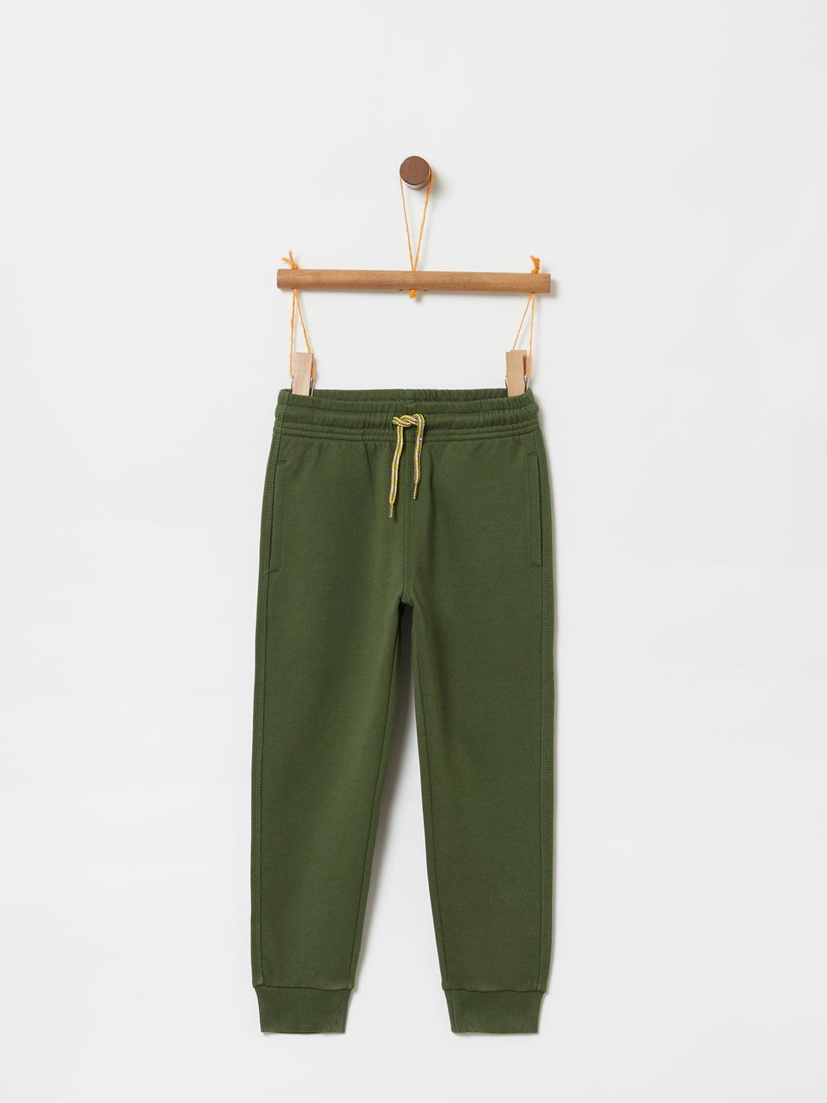 Штани зелені | 5229832