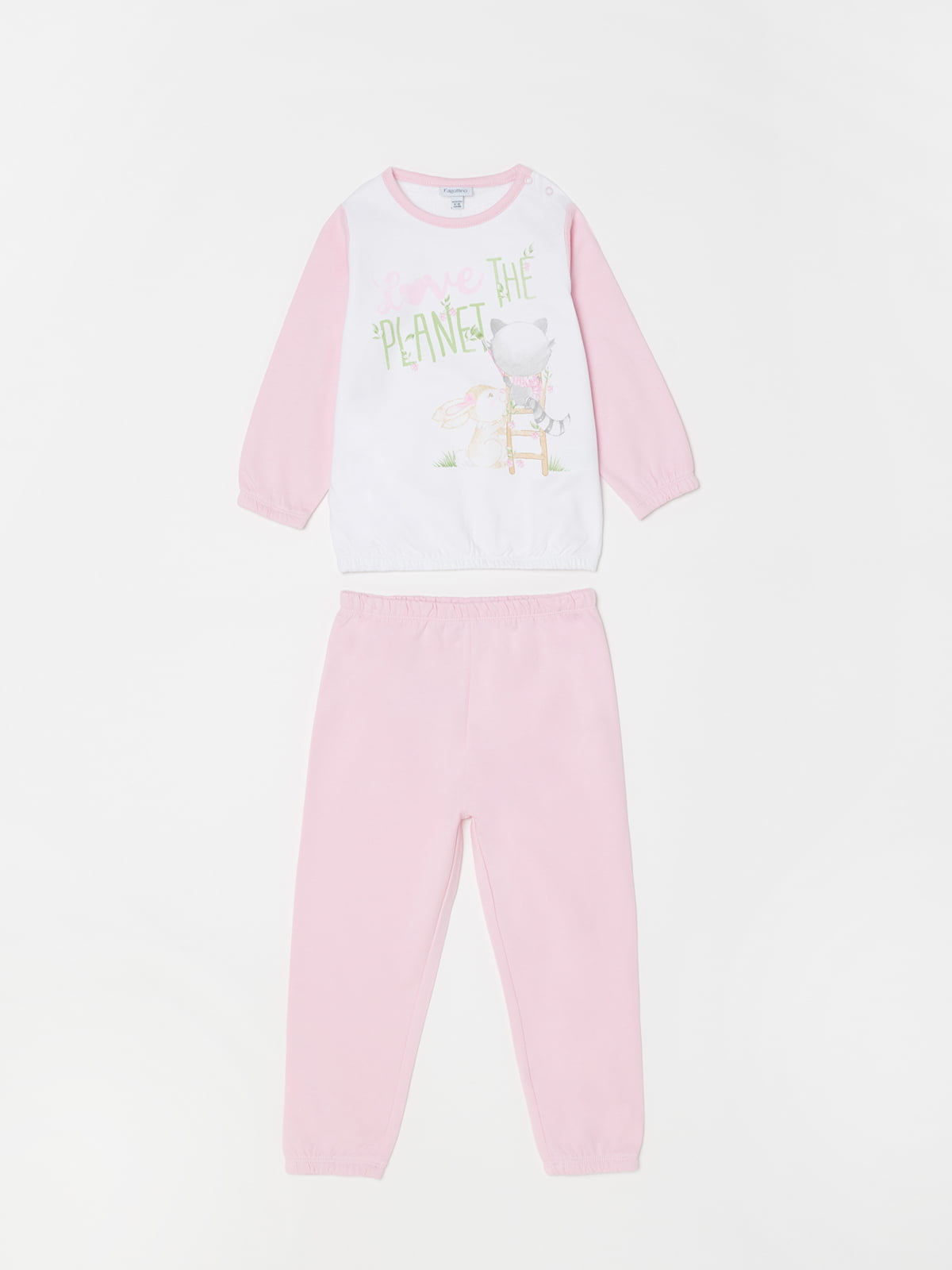 Піжама: лонгслів і штани | 5229887