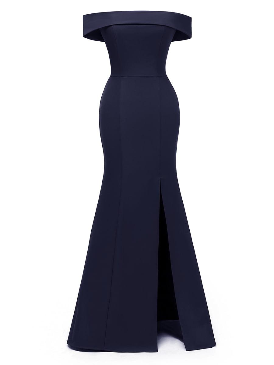 Сукня темно-синя | 5261500