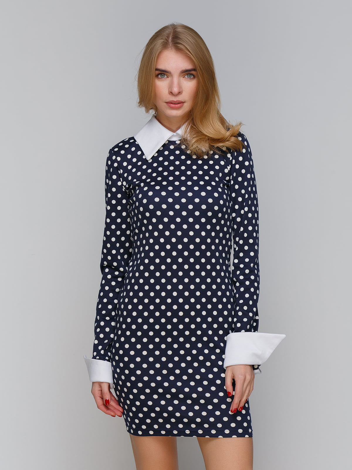 Платье в горошек | 5266134