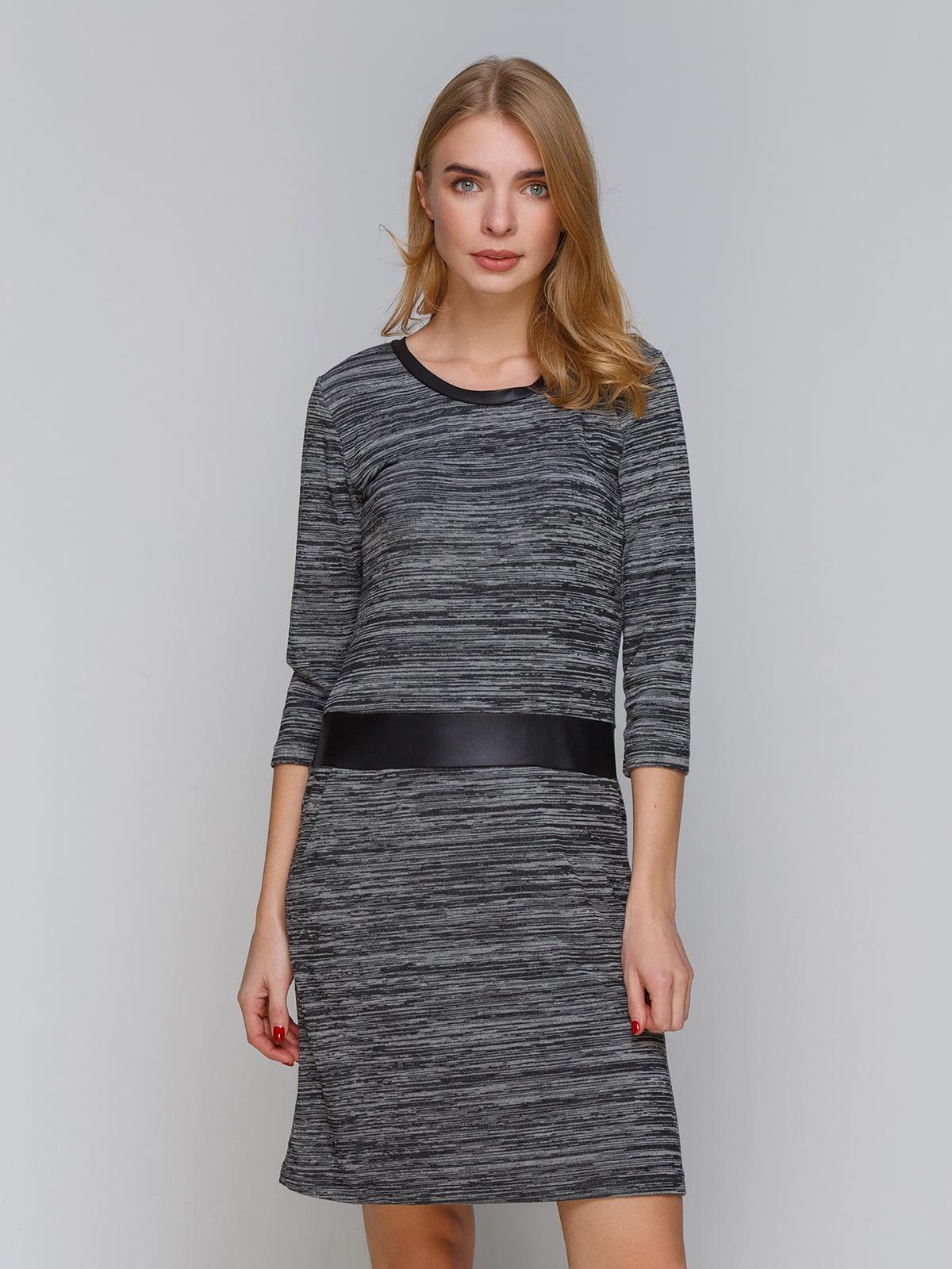 Сукня сіра   5266065