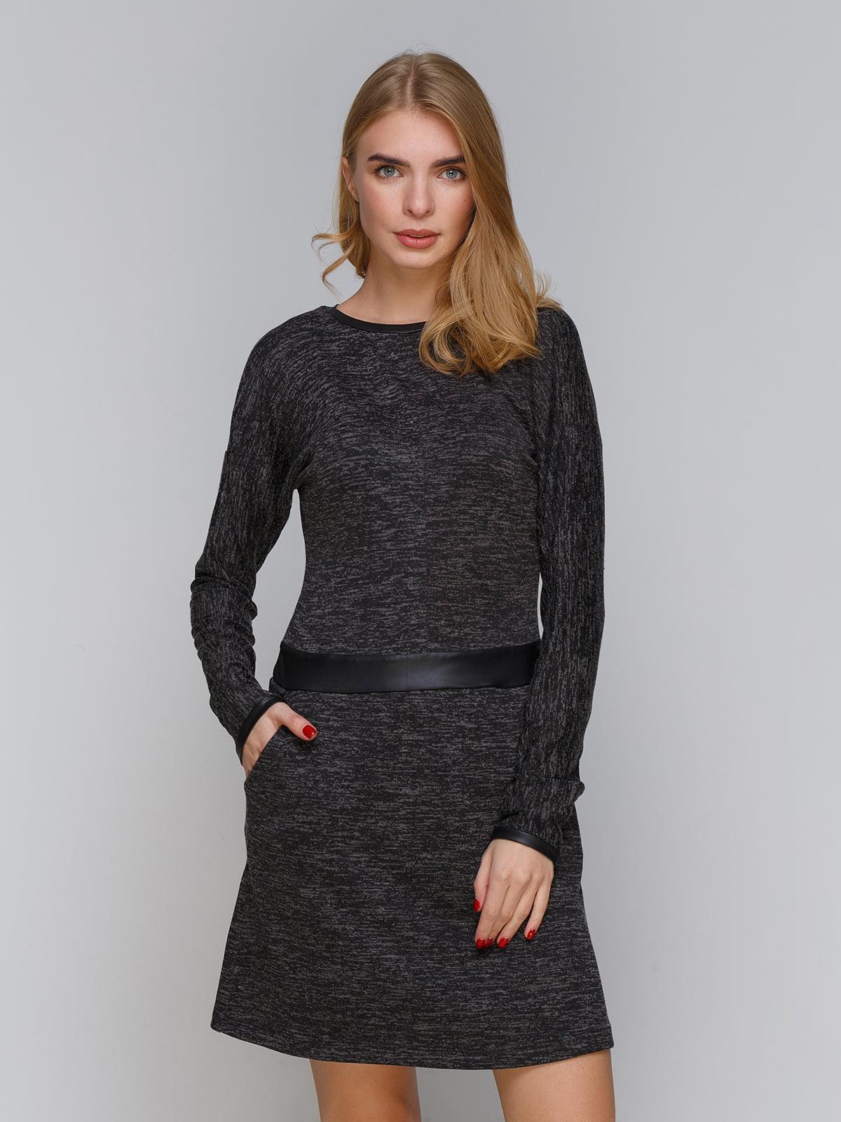 Платье серое   5266068