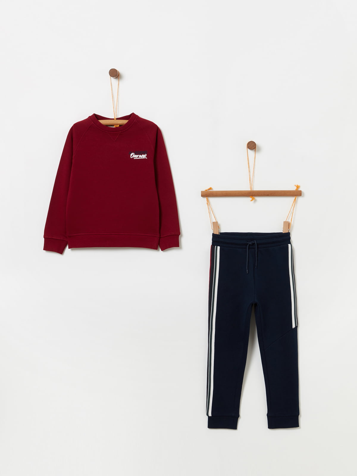 Костюм: джемпер и брюки | 5229758