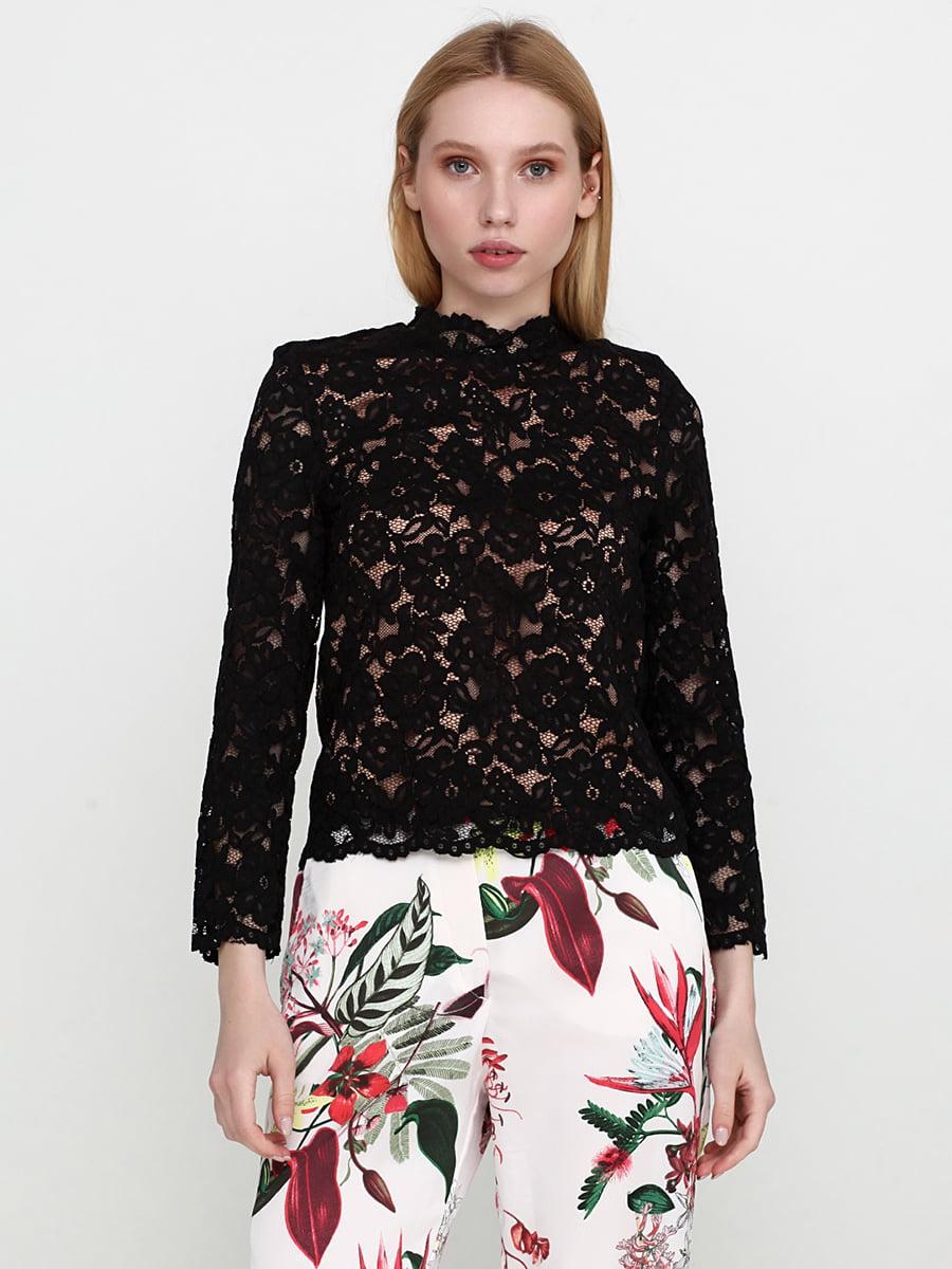 Блуза чорна | 5272256