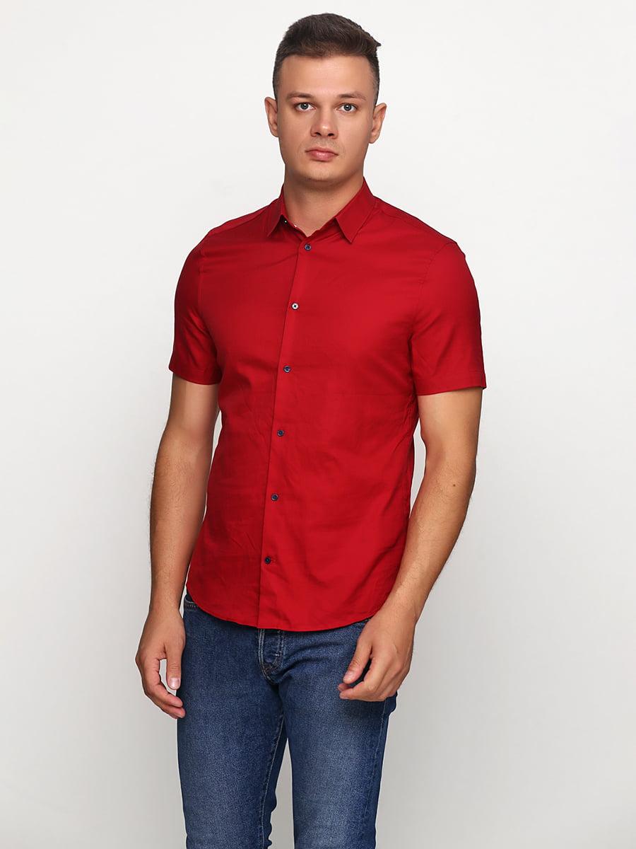 Рубашка красная | 5272288
