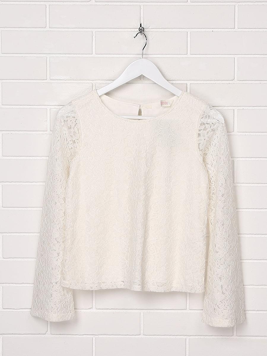 Блуза біла | 5272537