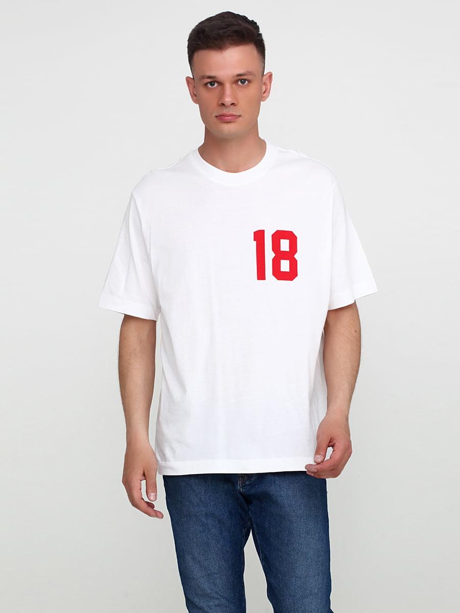 Футболка біла | 5273048
