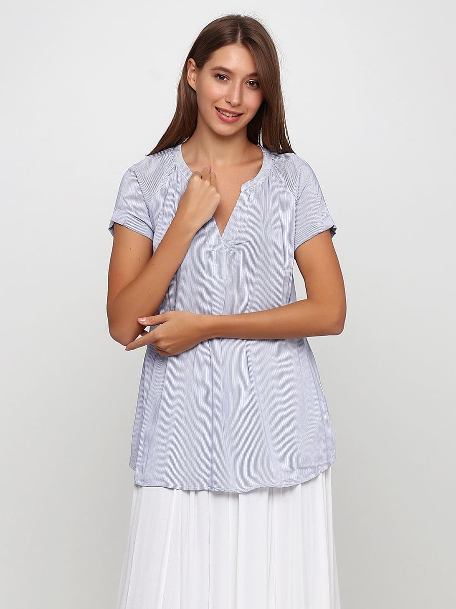 Блуза блакитна   5273637