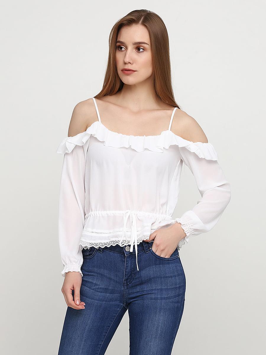 Блуза біла | 5273663