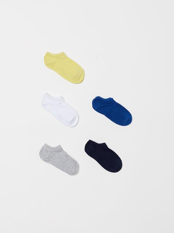 Набір шкарпеток (5 пар) | 5166656