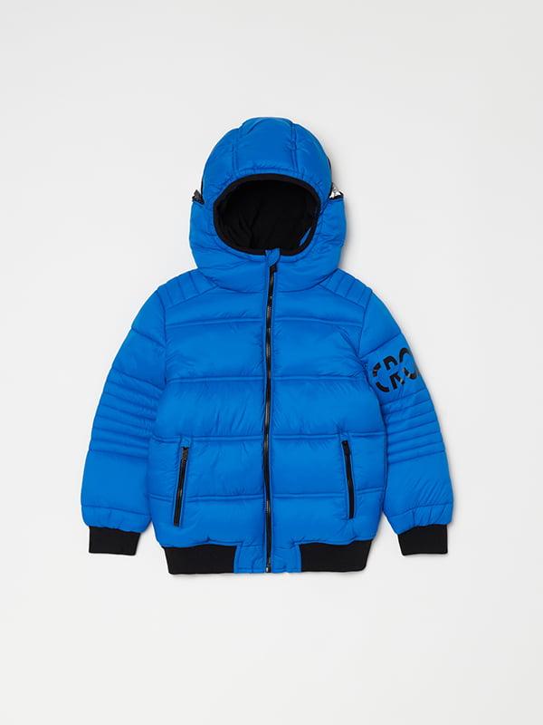 Куртка синя | 5265099