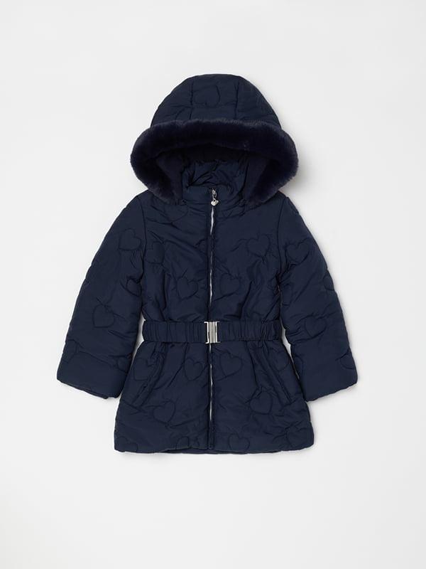 Куртка темно-синяя   5265109