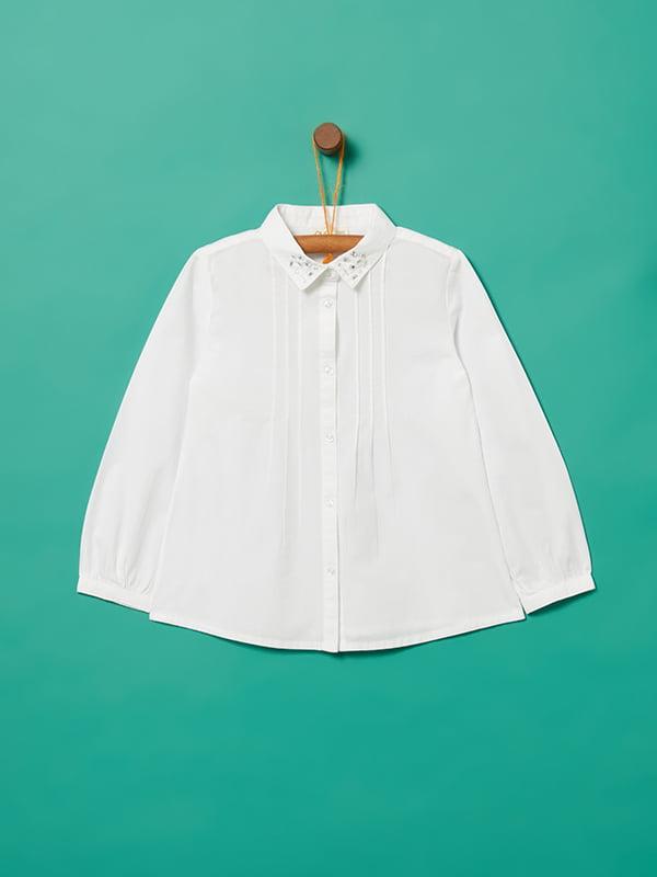 Рубашка белая   5265221