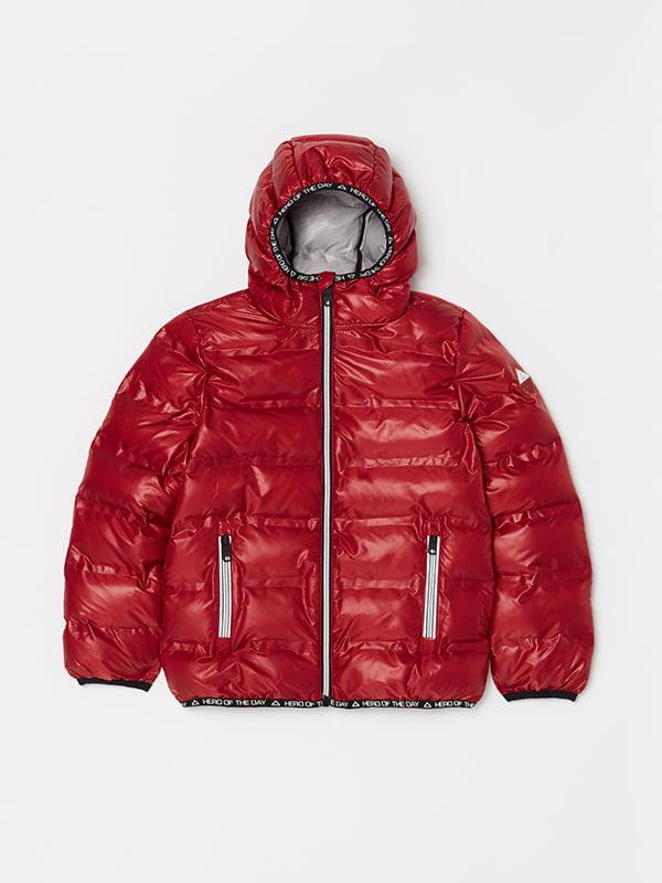 Куртка червона | 5271661