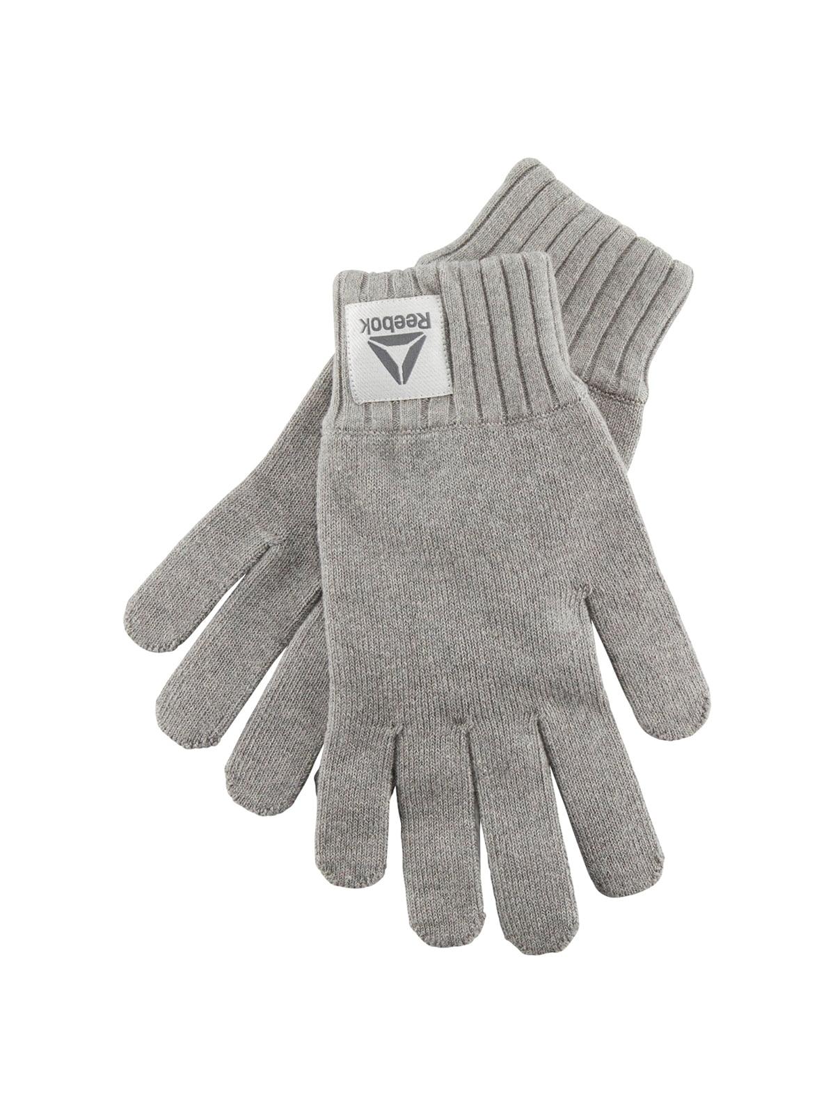 Перчатки серые | 5261752