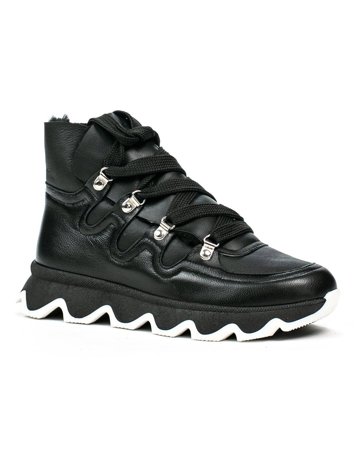 Ботинки черные | 5274748