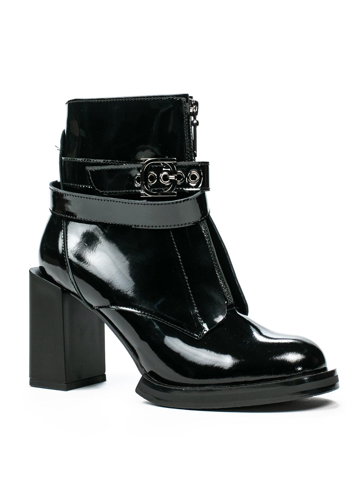Ботинки черные | 5274751
